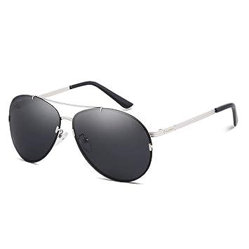 Amcer Gafas de Sol de Moda para Caballero, polarizadas, 100 ...