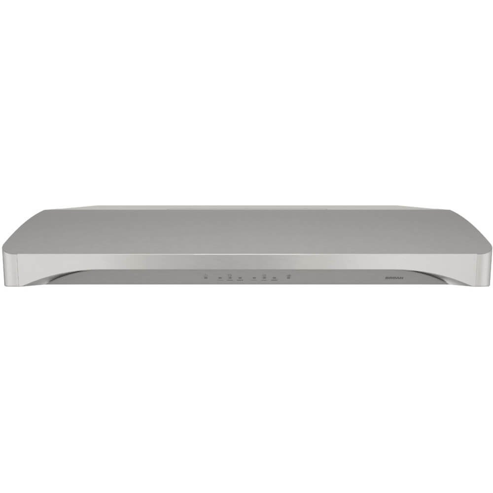 """Broan Alta BQLA136WH Vent Hood 30""""/Stainless Steel"""