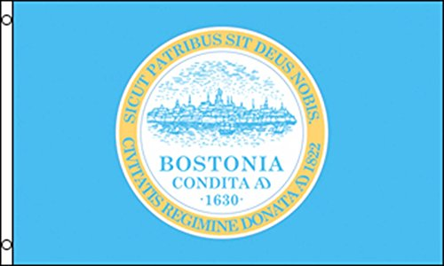 NEOPlex 3' x 5' Flag - Bostonia (Boston City)
