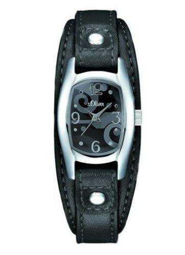 s.Oliver Damen-Armbanduhr SO-1306-LQ
