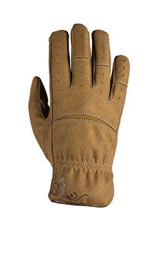 (Noble Women'S Dakota Glove Tobacco X Small)