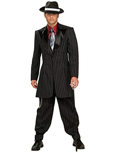 1920 Costumes Rentals - Rubie's Men's Swankster Costume, As Shown,