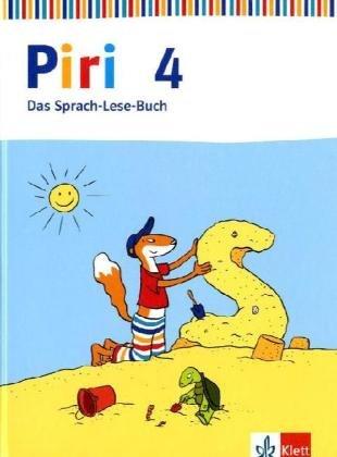 Piri - Das Sprach-Lese-Buch - Neukonzeption / Schülerbuch 4. Schuljahr