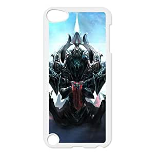 iPod Touch 5 Case White Defense Of The Ancients Dota 2 BROODMOTHER 004 LM5596962