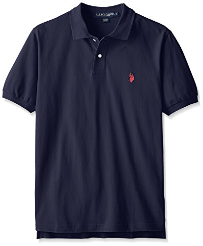 U.S. Polo Assn. Men's Classic Polo Shirt, Navy, XL