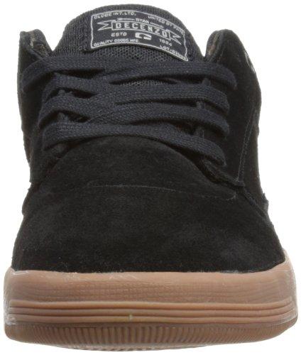 Globe The Delta, Herren Skateboardschuhe, Noir (Black/Camo 10180), 44 EU / 10 UK