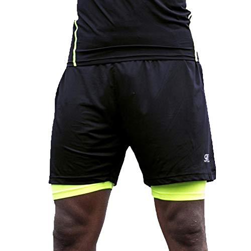 Uomo Nashidkx Estivo Pantaloncini Formazione Basket Di 4xl Fitness Sport Stretti Da 11nqzarH