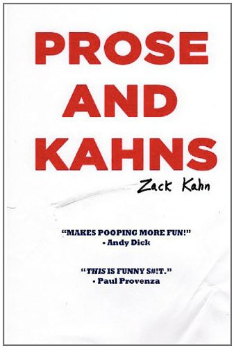PROSE AND KAHNS pdf epub