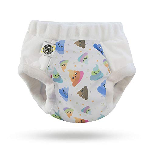 (Cotton Nighttime Undies (Size 2 (4-6 yrs), Unicorn)