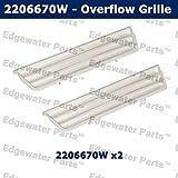 Edgewater Parts 2206670W Refrigerator Dispenser