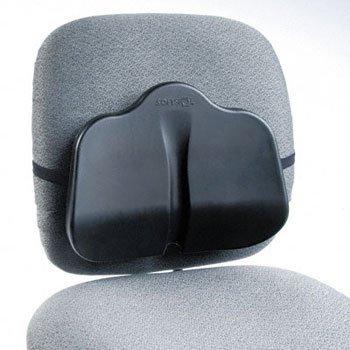 Safco® Softspot® Low Profile Backrest BACKREST,LOW PROFILE,BK 57470B (Pack -