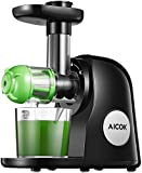 Juicer Machines, Aicok Slow Masticating Juicer