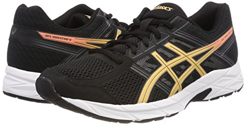 Women''s Black Carbon Shoes 9095 Competition Ice Apricot Gel Contend Black Running Asics 4 Bf0wCqxCd