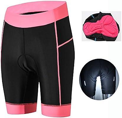 Mountain Bike Men Women PRO Cycling Shorts Bicycle GEL Pad  Padded S-3XL