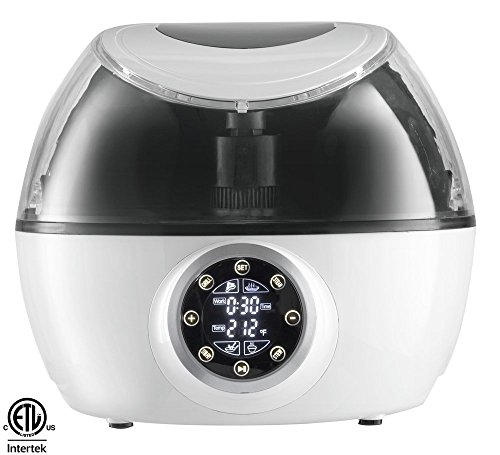 gourmia-gcr1700-10-in-1-programmable-multi-cooker-air-fryer-with-exclusive-robotic-hands-free-stirre