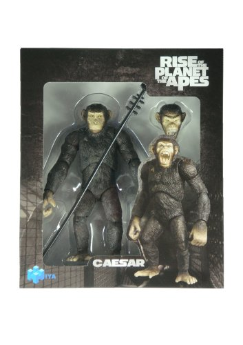 Hiya Rise Of The Planet Of The Apes Caesar 6 Inch Scale Action Figure