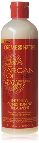 Creme of Nature Argan Oil Intensive Conditioning Treatment, 12 Ounce