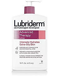 Lubriderm Advanced Therapy Extra Dry Skin Lotion, 16...