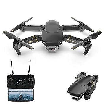 RONSHIN RC Drone GD89 WiFi FPV con cš¢Mara de 1080P HD 15 Minutos ...