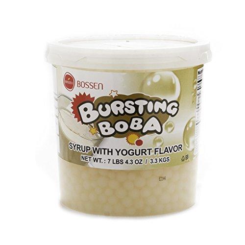 (Bursting Popping Boba (7.26lbs) (Yogurt))