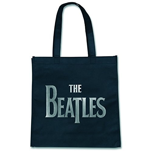 The The Logo Silver Beatles Beatles Grocery T Version Drop B6xw5UqPn6