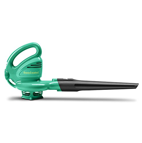 Weed Eater Electric Corded 7.5 Amp Handheld Leaf Blower, WE7B