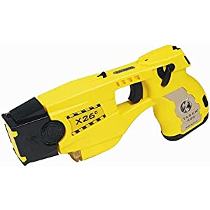 Taser X26C With Laser Light Including Six Cartridges and Holster Black