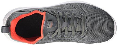 Nike Kaishi 2.0 GS, Scarpe da Corsa Unisex-bambini Grigio (Cool Grey/Black-mx Orng-white)