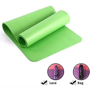 YOOMAT Gimnasio para niños Colchoneta de Yoga de 10 mm con ...