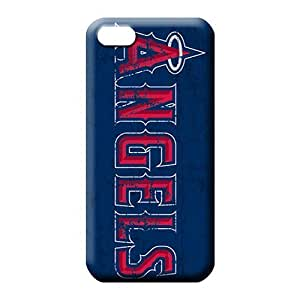 diy zhengiphone 5c Slim PC skin mobile phone cases los angeles angels mlb baseball