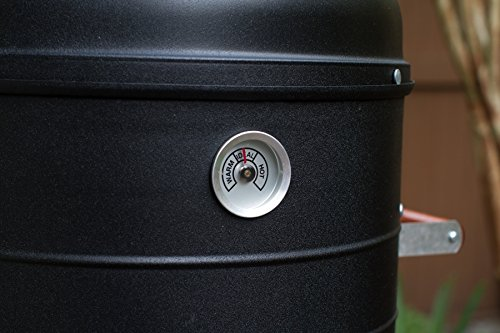 MECO 5031 Charcoal Combo Water Smoker by MECO (Image #1)
