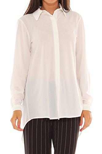 Freesketch - Camisas - para mujer Bianco