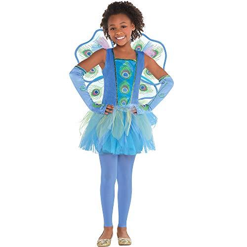 Amscan Princess Peacock Halloween Costume for Girls,