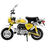 1/24スケール ヴィンテージバイクキット Vol.6 Honda モンキー 12V/FIタイプ [6.2012年 イエロー(モンキーFIタイプ)](単品)