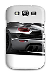 Premium Koenigsegg Back Cover Snap On Case For Galaxy S3 8800915K13970740