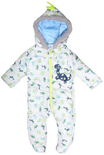 Duck Duck Goose Newborn Baby Boys & Girls Quilted Pram Snowsuit (0-3 Months,...