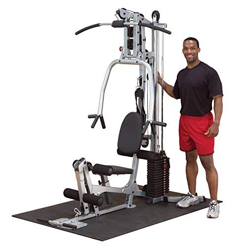Powerline by Body-Solid Easy-Assembly Home Gym with 160-Pound Weight Stack (BSG10X)