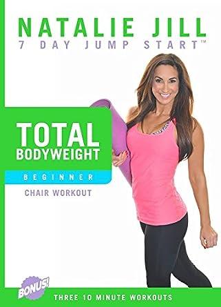 Amazon com: Natalie Jill's Total Body Weight Beginner