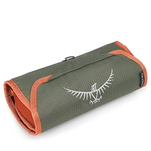 Osprey UltraLight Roll Organizer, Poppy Orange, One Size