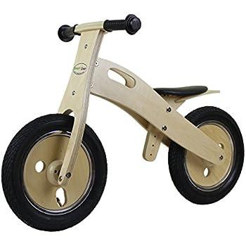 Smart Gear Wooden Classic Smart Balance Kids Bike