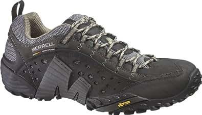 Merrell Men's Intercept Walking Shoes - SS17, Black, 6.5 AU