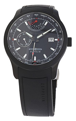 Zeppelin Night Cruise Series Automatic Power Reserve 7260-2
