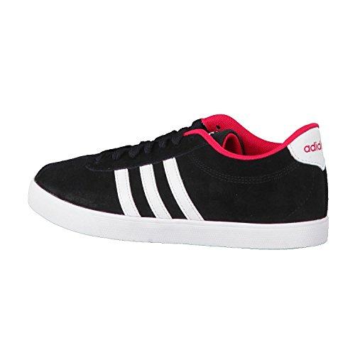quality design e85f4 a2d7a Adidas Tenis Courtset W Tenis para Mujer Negro Talla 24.5 Amazon.com.mx  Ropa, Zapatos y Accesorios