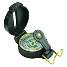 UST Survival Essentials Lensatic Compass