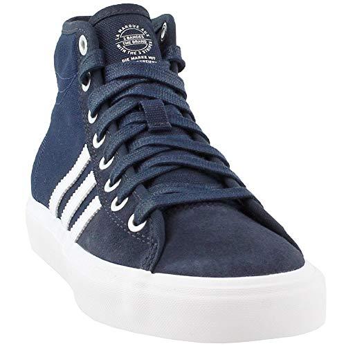 watch e5b63 912b7 Galleon - Adidas Originals Men s Matchcourt HIGH RX Running Shoe, Night  White Collegiate Navy, 9.5 M US