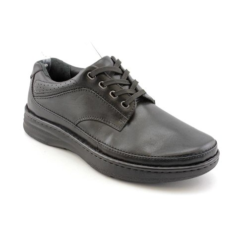 Drew Shoe Men's Toledo Oxfords,Black,10.5 M