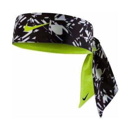 Galleon - Nike Unisex Dri-Fit Head Tie Skylar Diggins 3.0 Black White Volt  One Size 83c5ea087e9