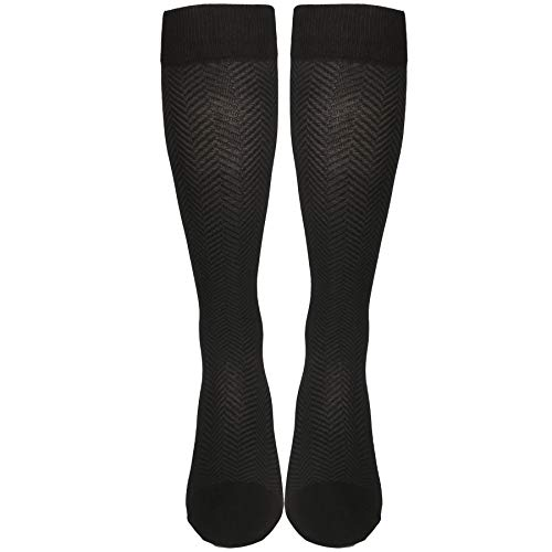 Nuvein Women's Graduated Compression Dress Socks