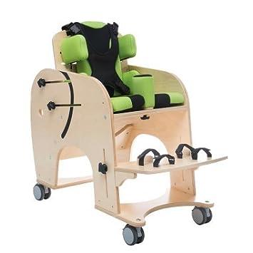 Silla para posicionamiento para niños con necesidades especiales JUMBO 1: Amazon.es: Salud y cuidado personal