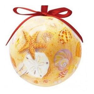 41m9UtDOtsL._SS300_ 500+ Beach Christmas Ornaments and Nautical Christmas Ornaments